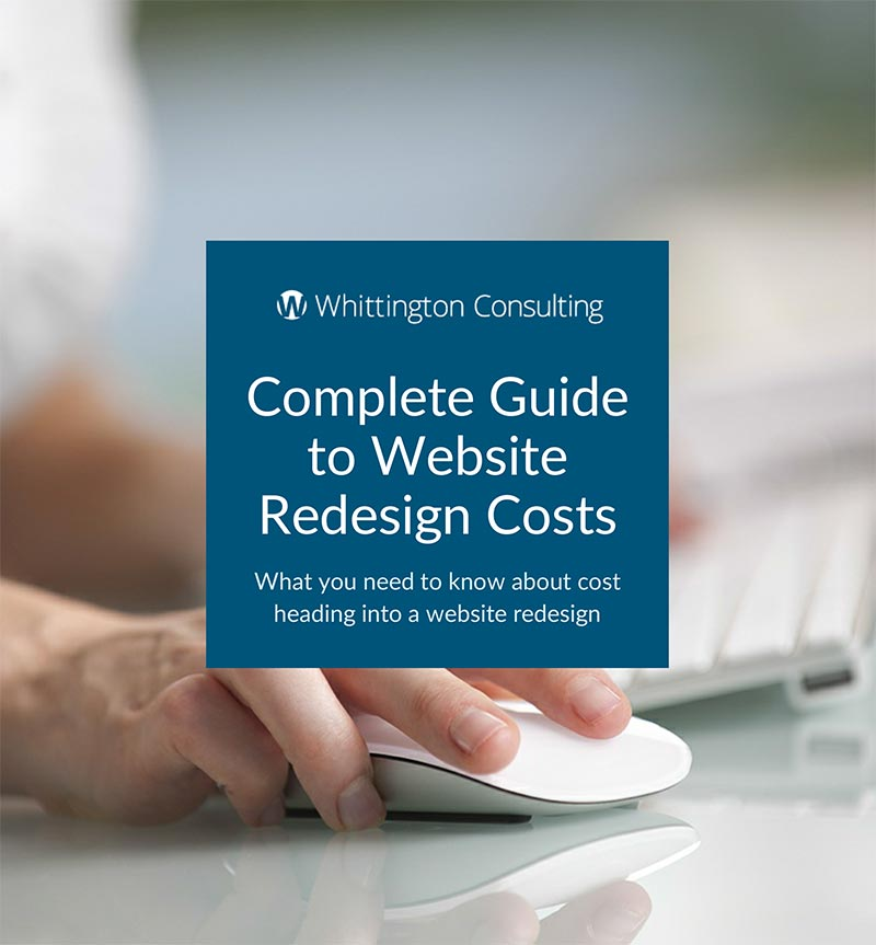 Complete Guide Website Redesign Cost Cover