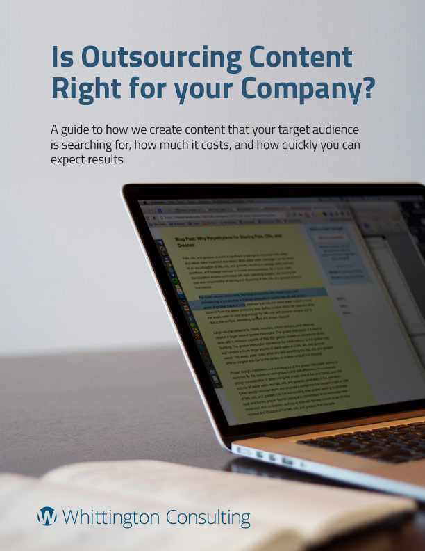 Is Outsourcing Content Right For Your Company?