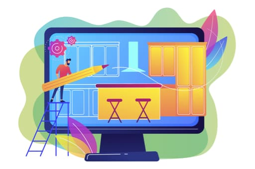 Illustration - Icon - HubSpot Websites