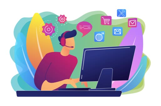 Illustration - Icon - HubSpot CRM