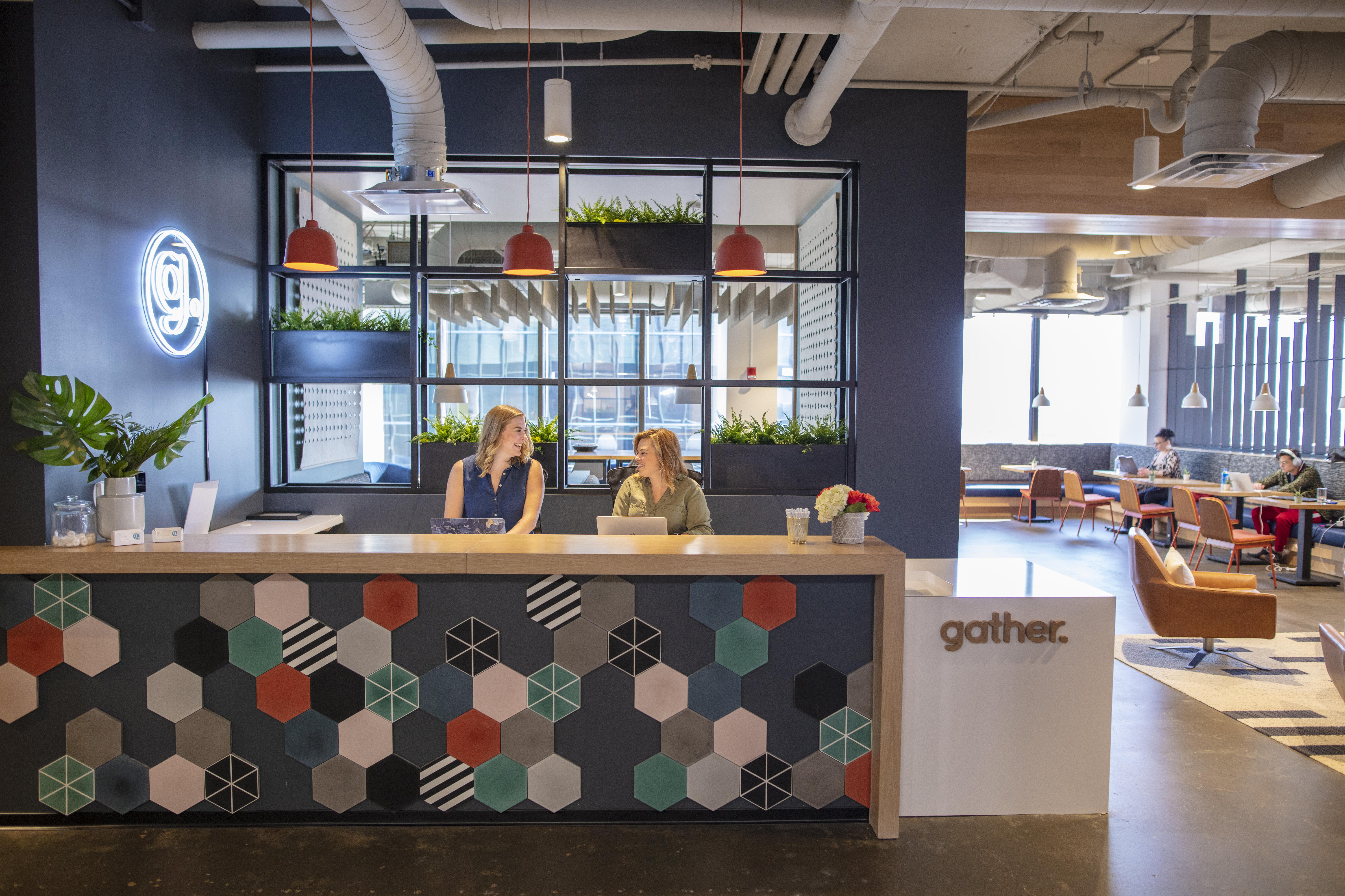 Gather Workspaces